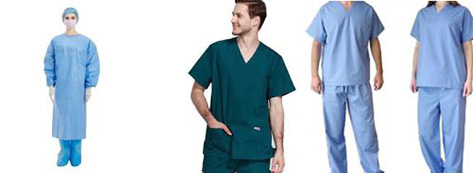 Surgical Suits for Safety