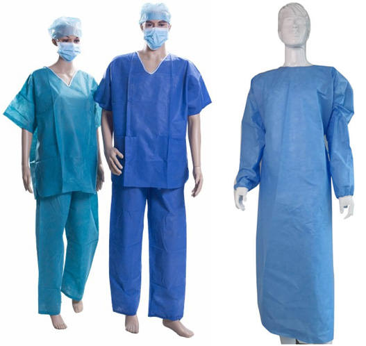 Surgical Suits Suppliers
